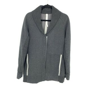 Lululemon Ying To My Yang Cardigan Sweater Coat